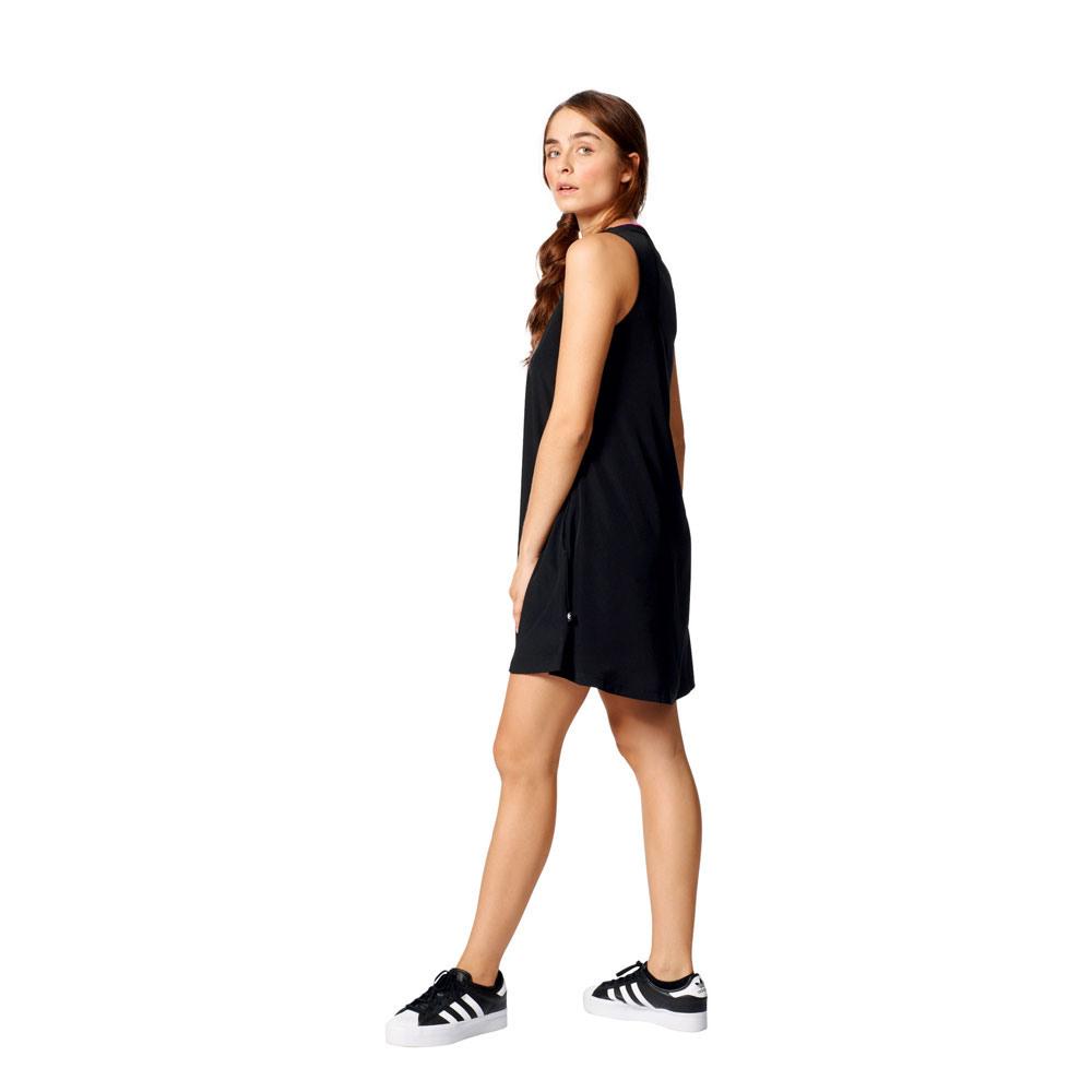 Adidas Originals Dress Damenkleid Black  Funsportvision