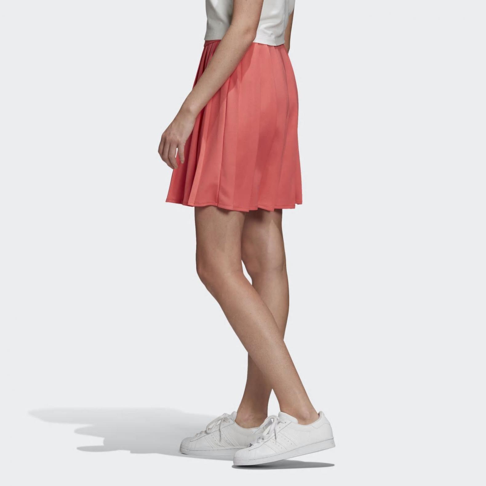 Adidas Originals Röcke  Kleider  Rock Magic Pink  Damen