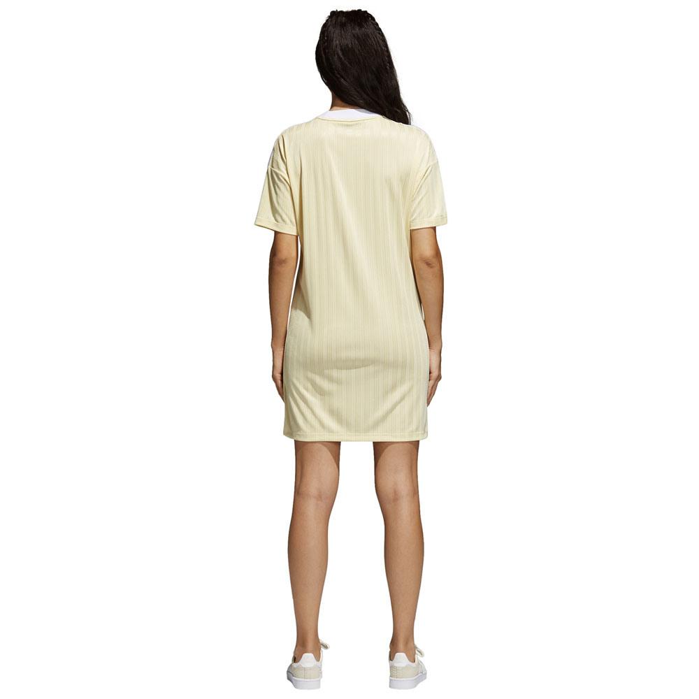 Adidas Originals Trefoil Dress Damenkleid Mist Sun  Fun