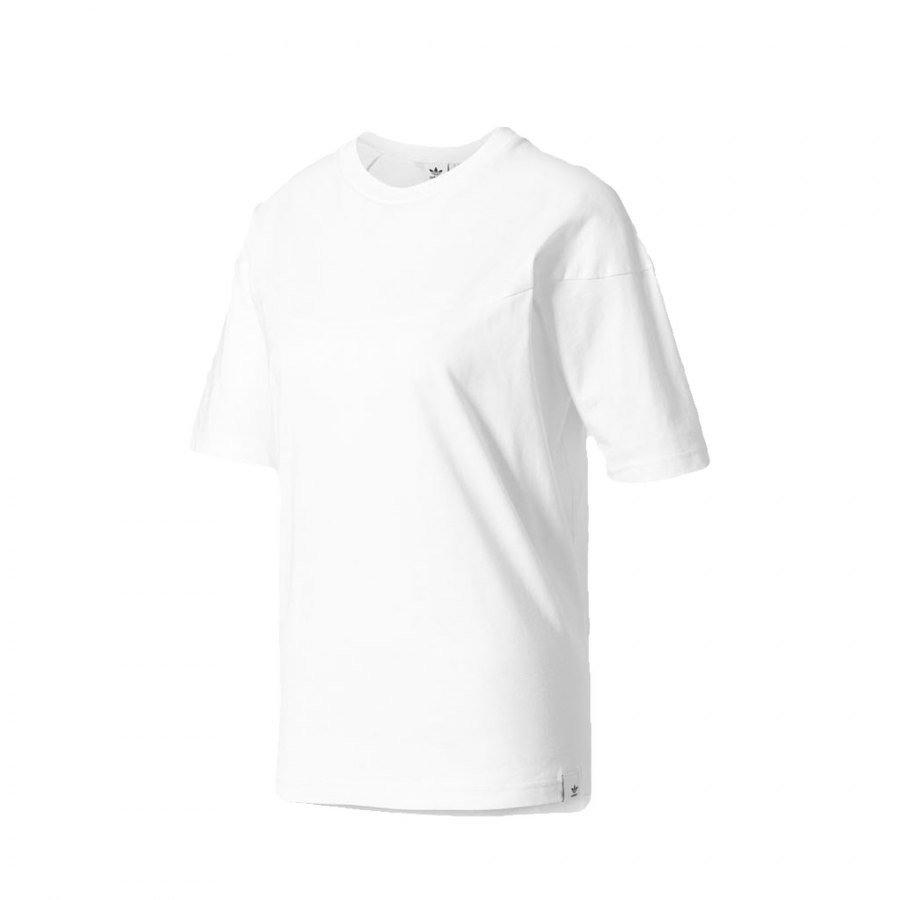 Adidas Originals Xbyo Tee Tshirt Damen Weiss Weiss