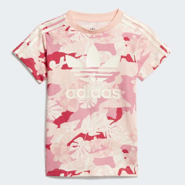 Adidas Tshirtkleidset  Weiß  Adidas Deutschland