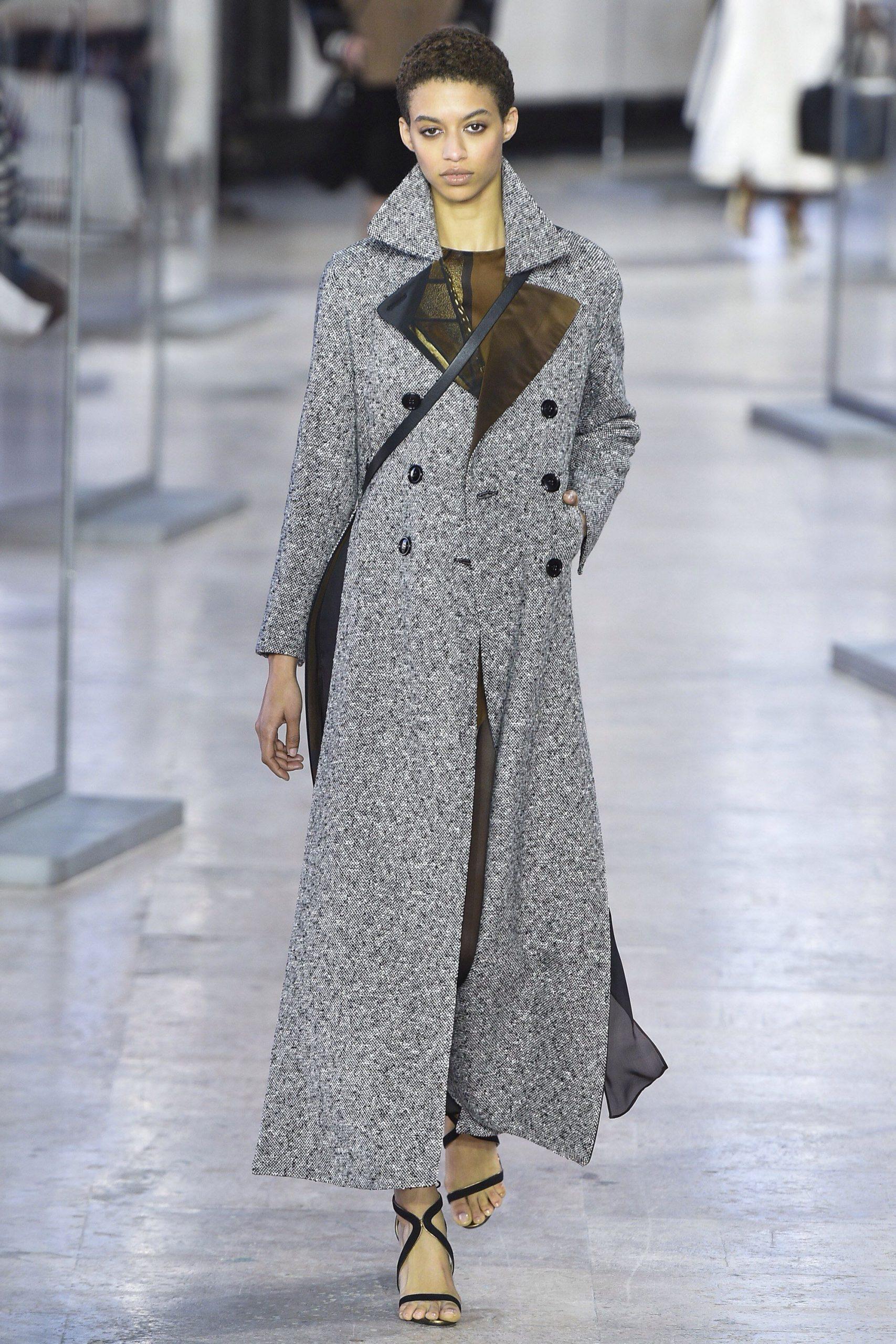 Akris Fall 2017 Readytowear Fashion Show  Fashion