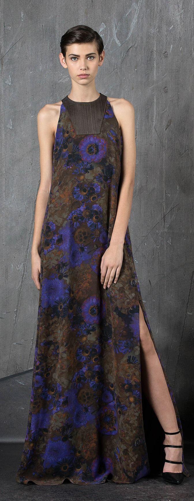 Akris Prefall 2015  Fall 2015 Style Fashion Show