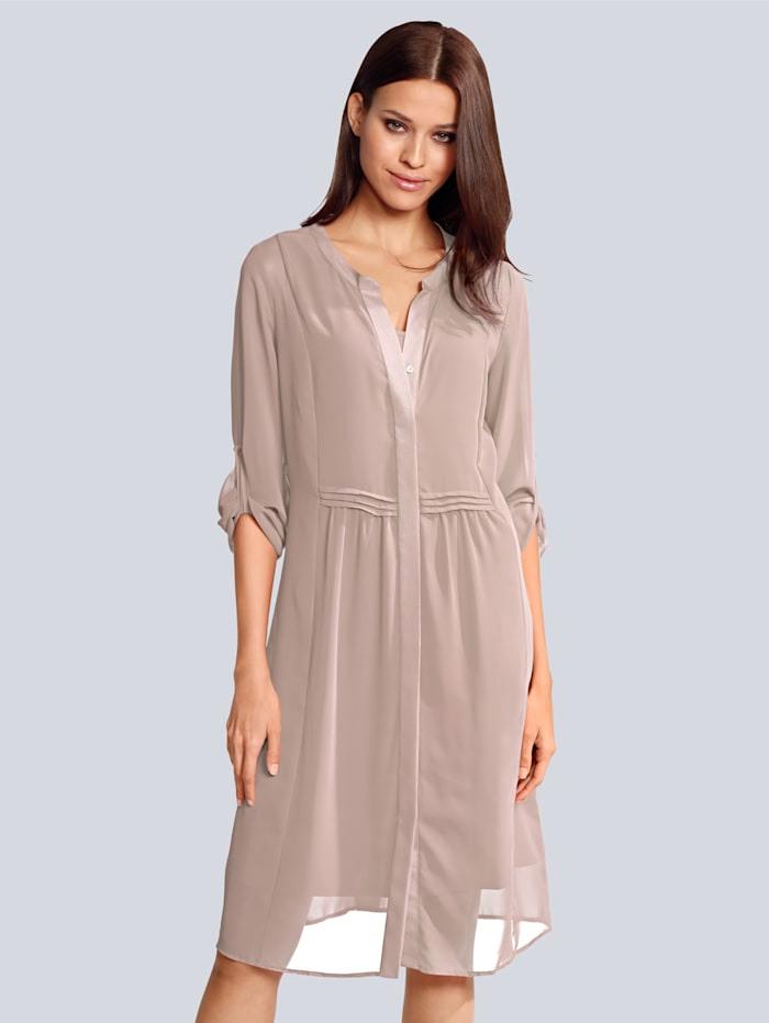 Alba Moda Kleid In Lagenoptik  Klingel