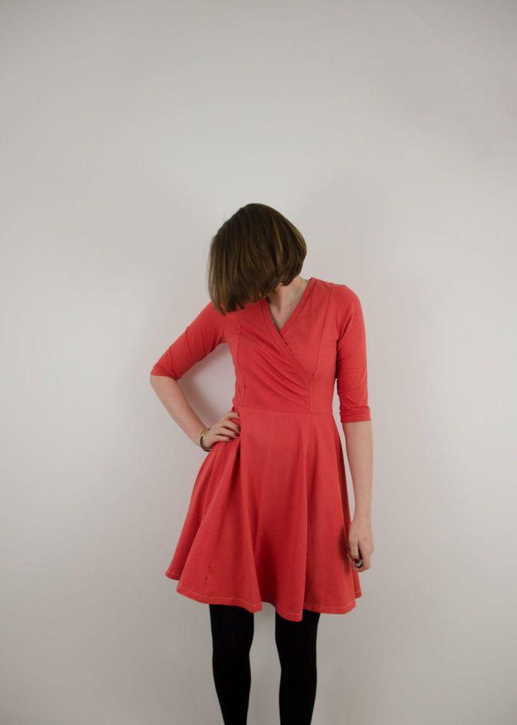 Aldaia Dress Als Weihnachtskleid  Kreamino  Modestil