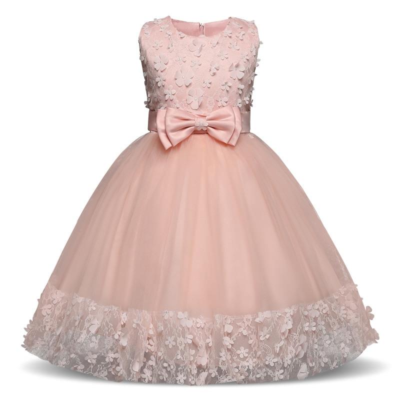 Aliexpress  Elegante Kinder Mädchen Kleider Kleine
