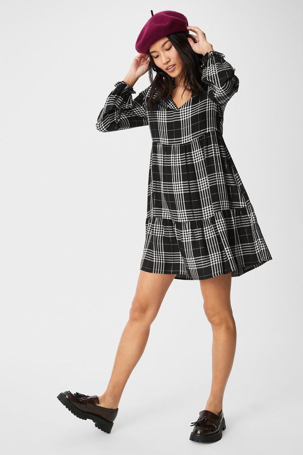 Alinien Kleid  Kariert Von Ca Für 1299 € Ansehen