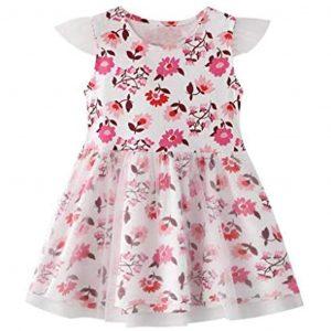 Allence Baby Mädchen Kleid Prinzessin Hochzeit Taufkleid