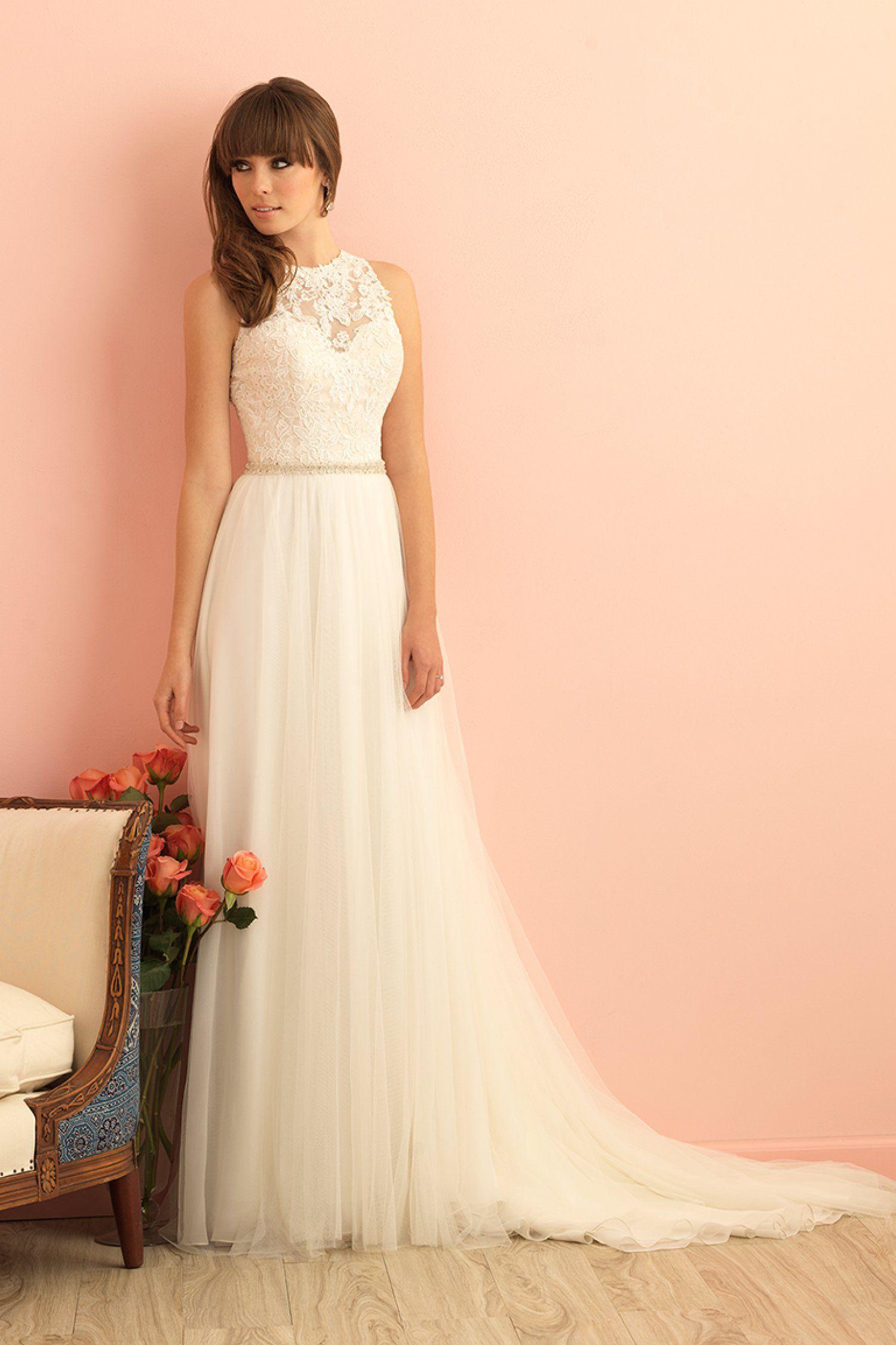 Allure 2863 (Mit Bildern)   Kleider Hochzeit, Hochzeit