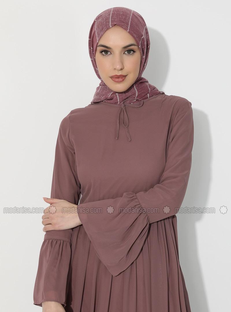 Altrosa  Hijab Kleid