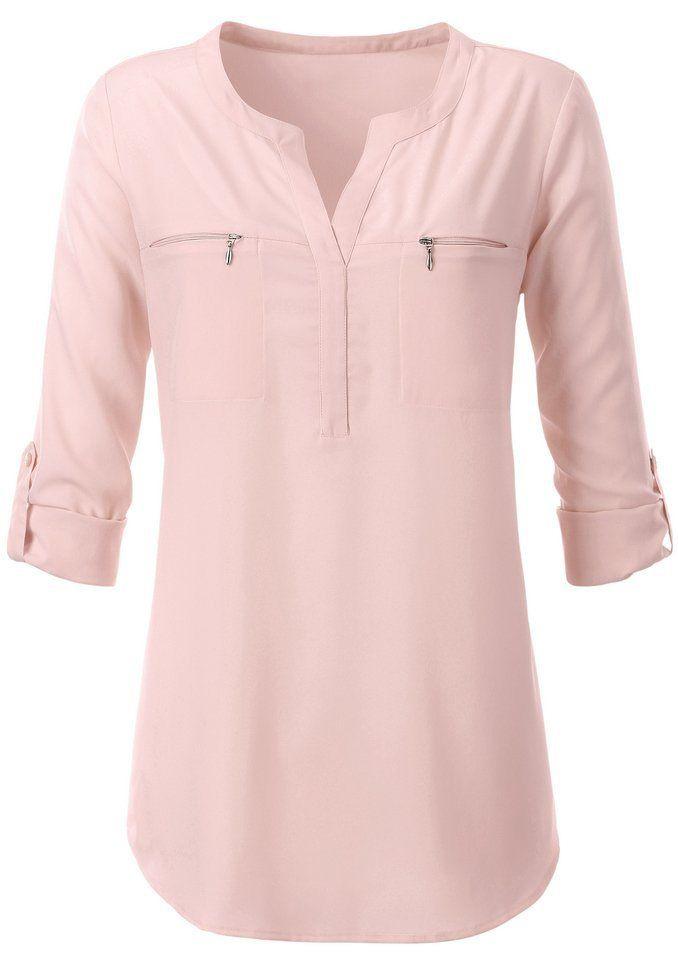 Ambria 2In1Shirt Mit 50 Baumwolle Online Kaufen