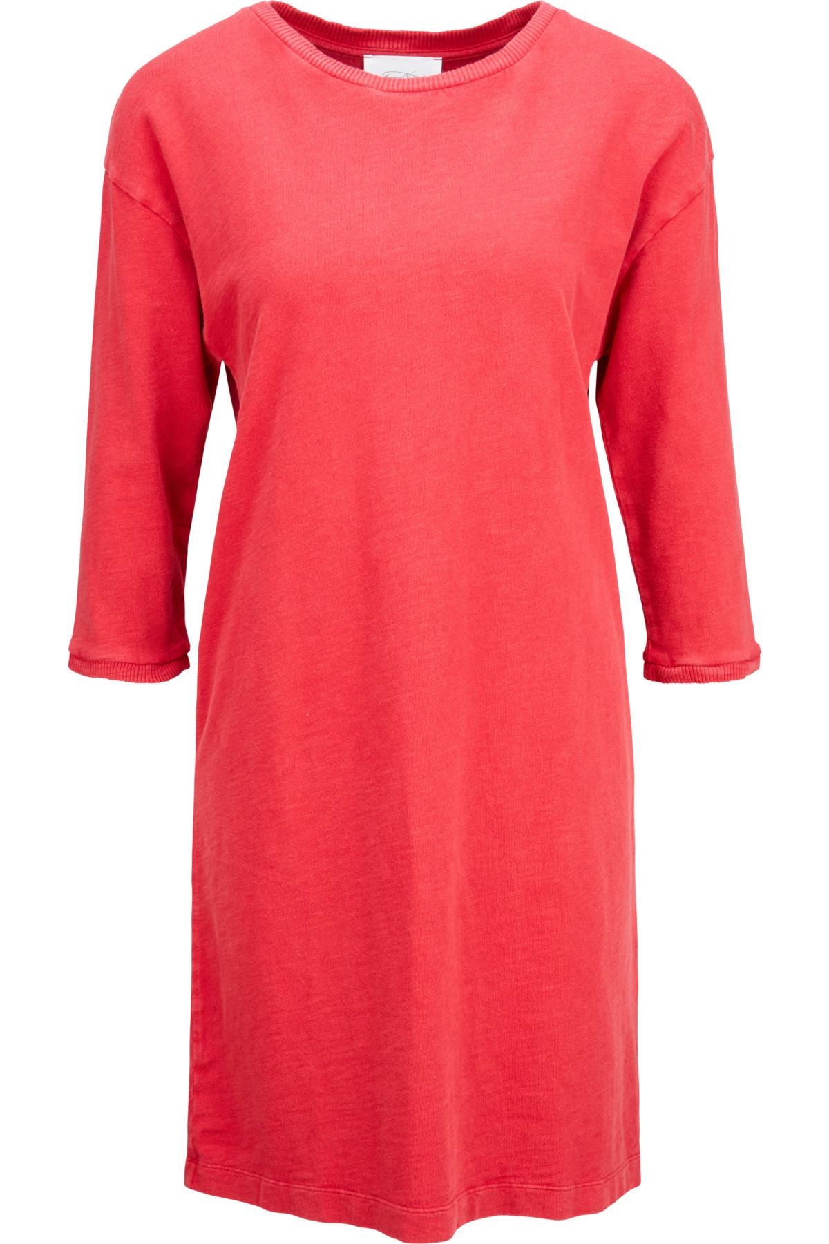 American Vintage Kleid In Rot 434574  Greta  Luis