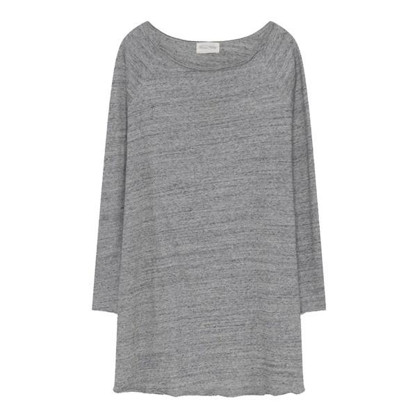 American Vintage Womens Otokay Kleid Grey  American