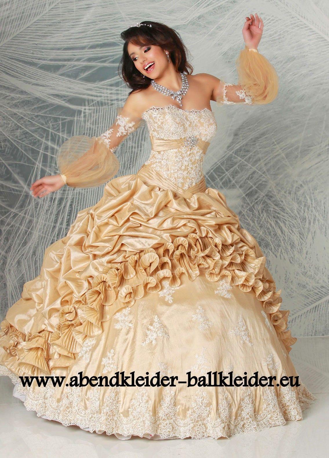 Amerikanisches Abschlussballkleid Prinzessin Abendkleid In