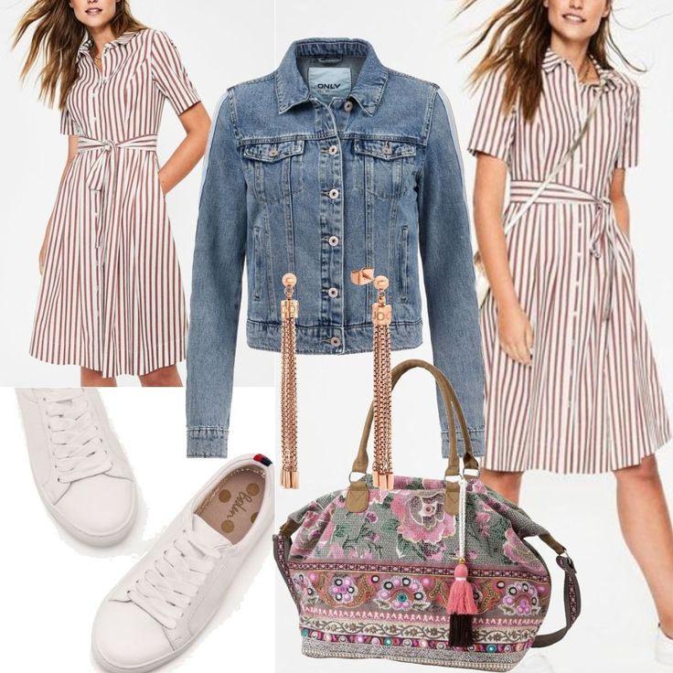 Anastasia Hemdblusenkleid Outfit Für Damen Zum Nachshoppen