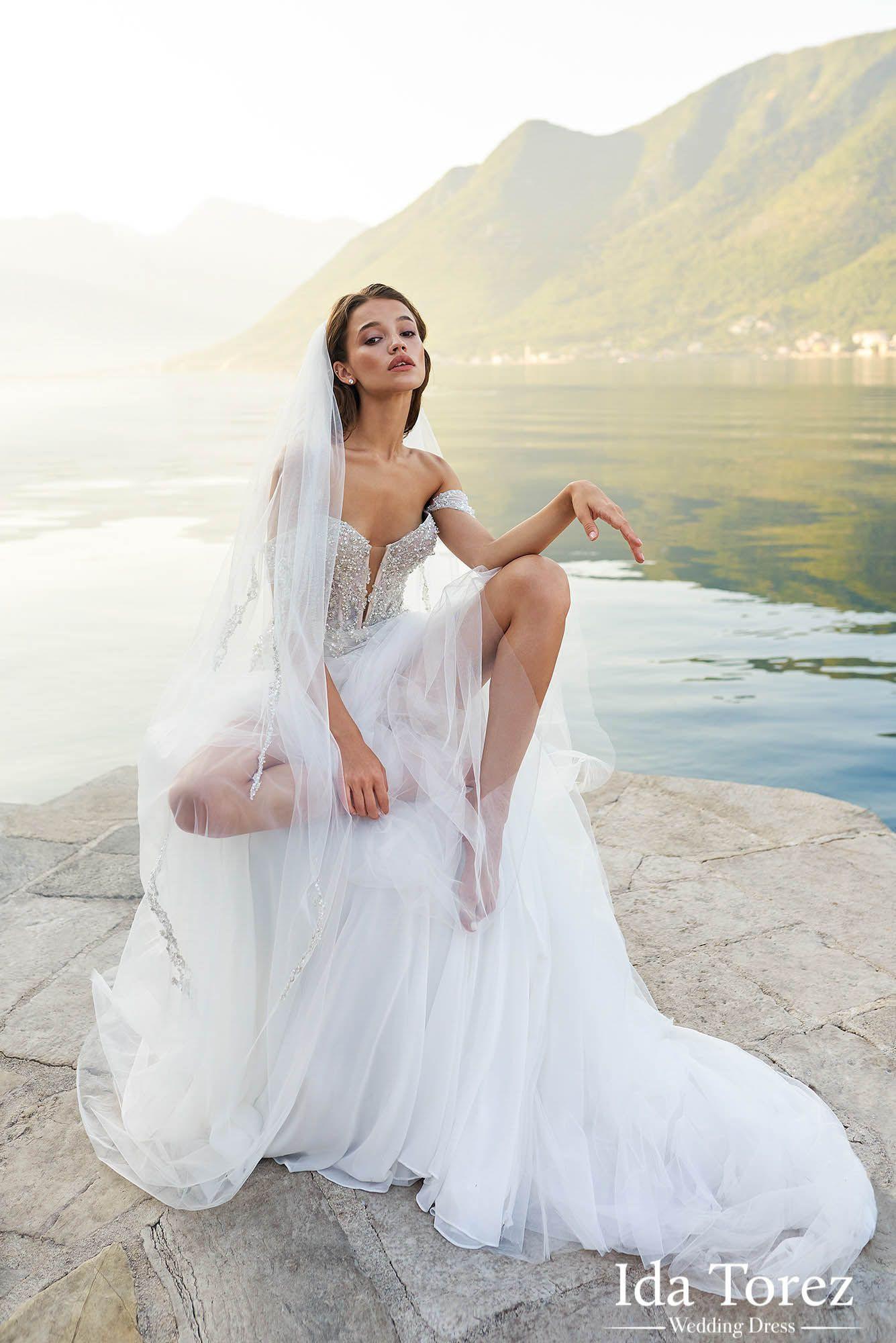 Andrea 01199 Collection Portoida Torez Wedding