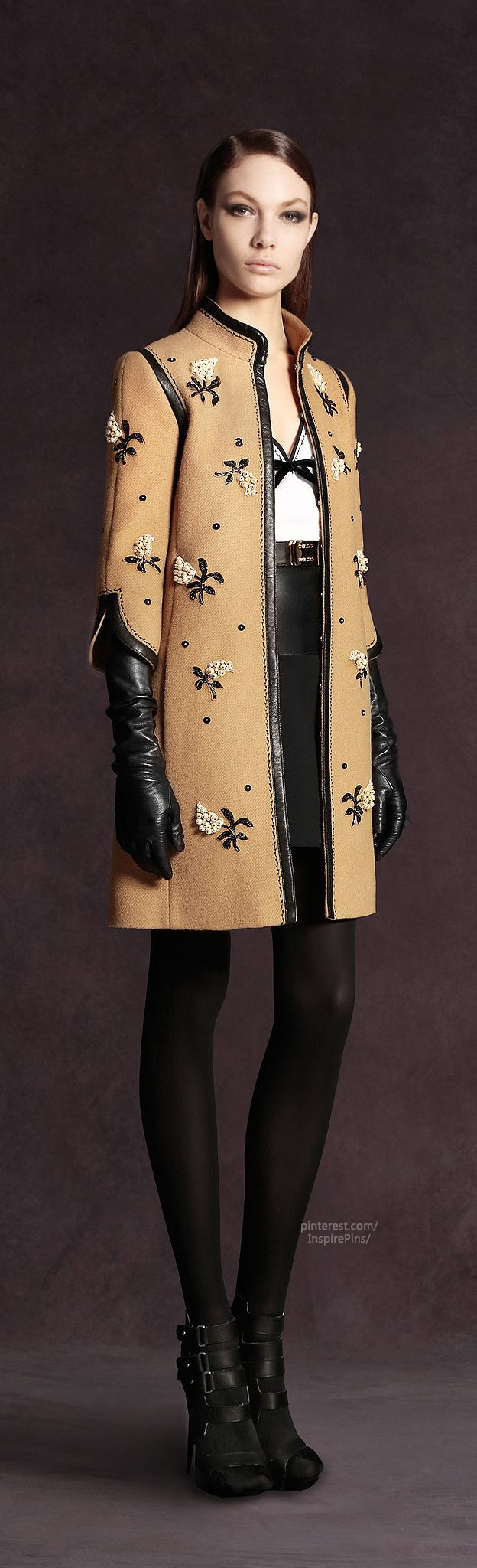 Andrew Gn Prefall 2013 Fashion Show Runway Review