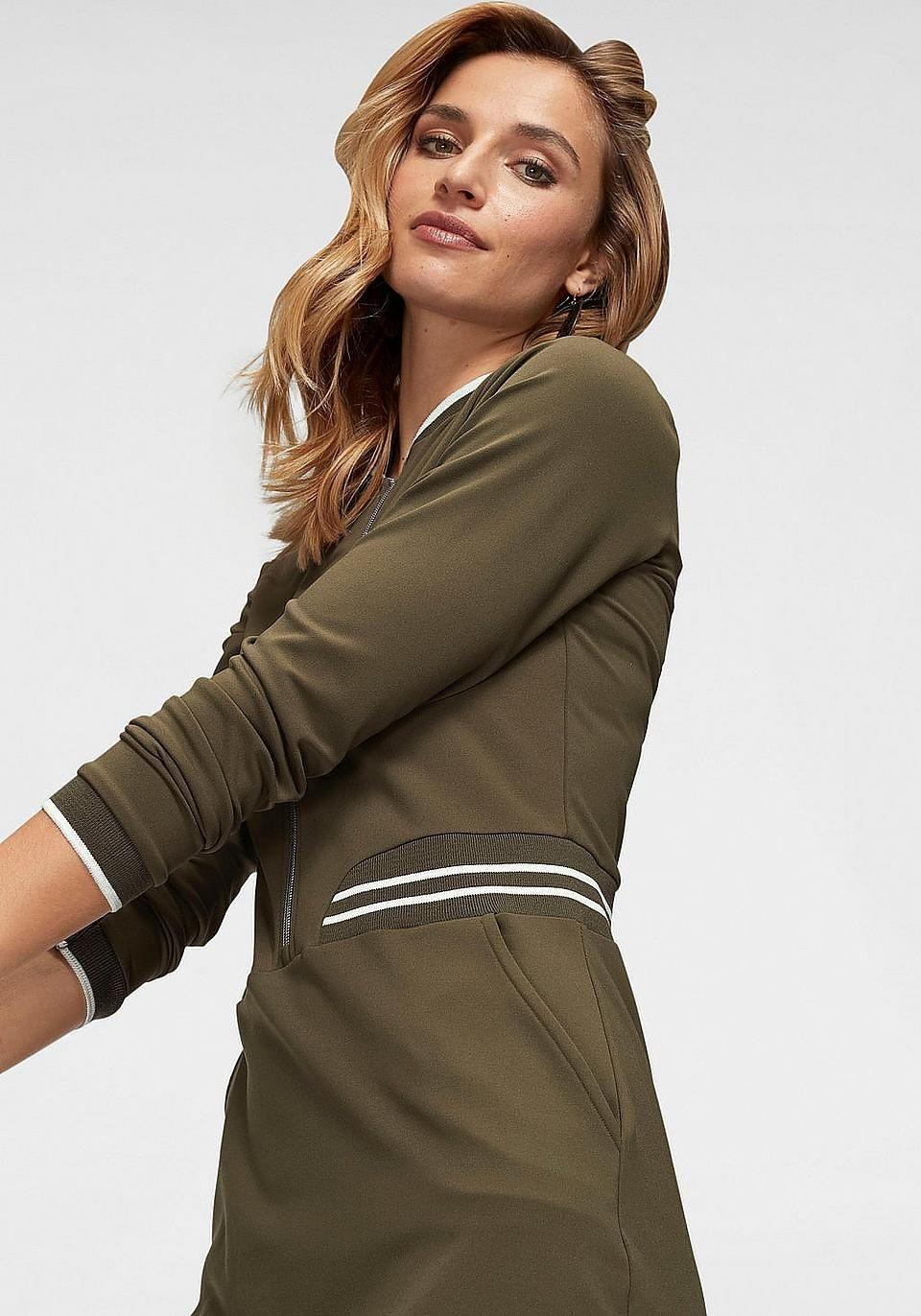 Anistonbaur Jerseykleid Online Bei  Jerseykleider