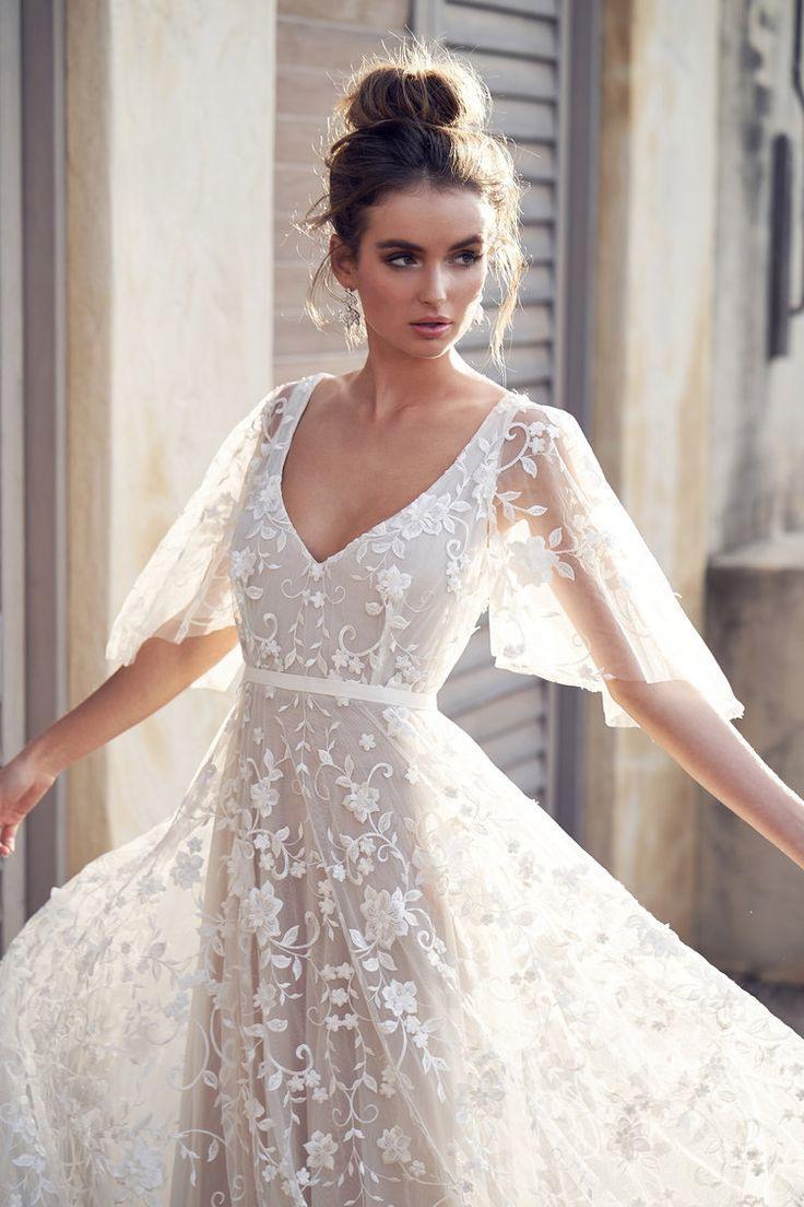 Anna Campbell Wanderlust Collection  Kleider Hochzeit
