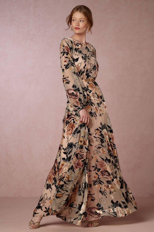Anthropologie Ilona Wedding Guest Dress  Kleid