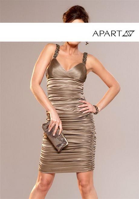 Apart Kleid Gold