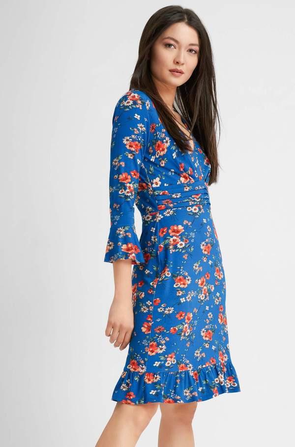 Ashape Kleid Mit Volantverzierung Von Orsay Ansehen