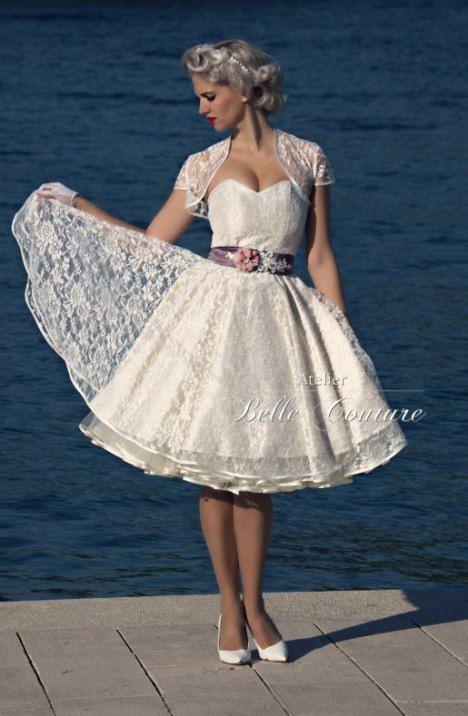 Atelier Belle Couture Handgemachte 50Er Kleider Und