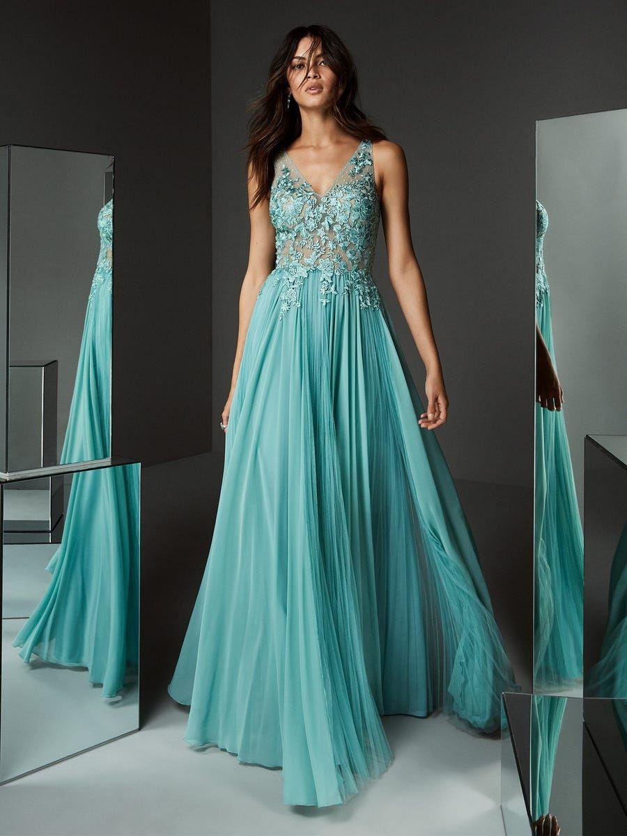 Atol Style 04 In 2020  Abendkleid Party Kleider