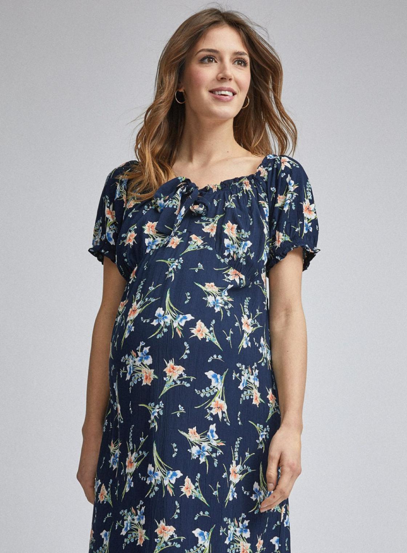 Ausgestellte Kleider  Damen Dorothy Perkins Blaues Kleid