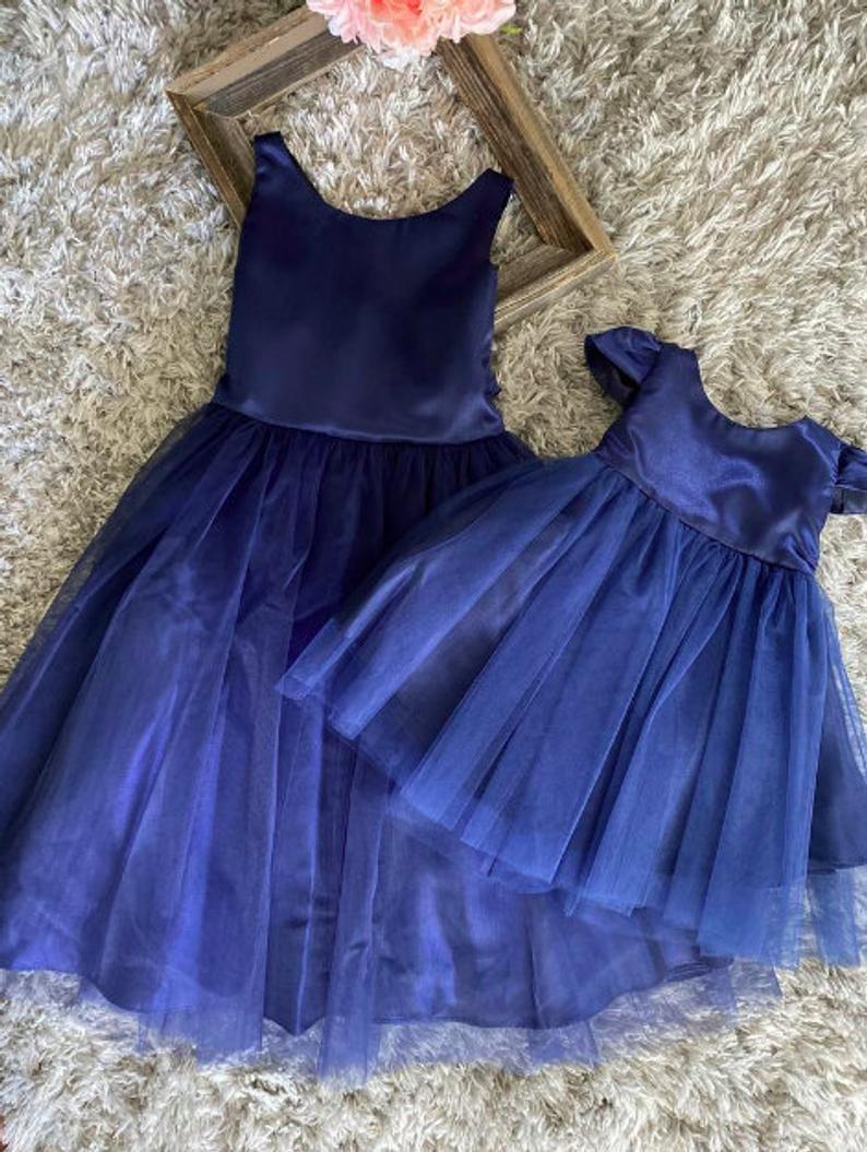Baby Satin Kleid Satin Baby Kleider Weihnachten Kleid