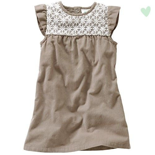 Babycordkleid Von Topomini Für Mädchen Bei Ernstings