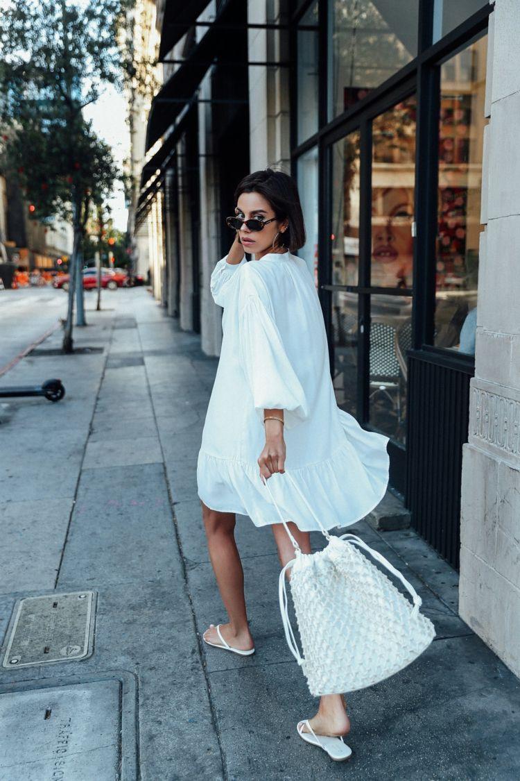 Babydoll Kleider Trend 20 Stilvolle Looks Und
