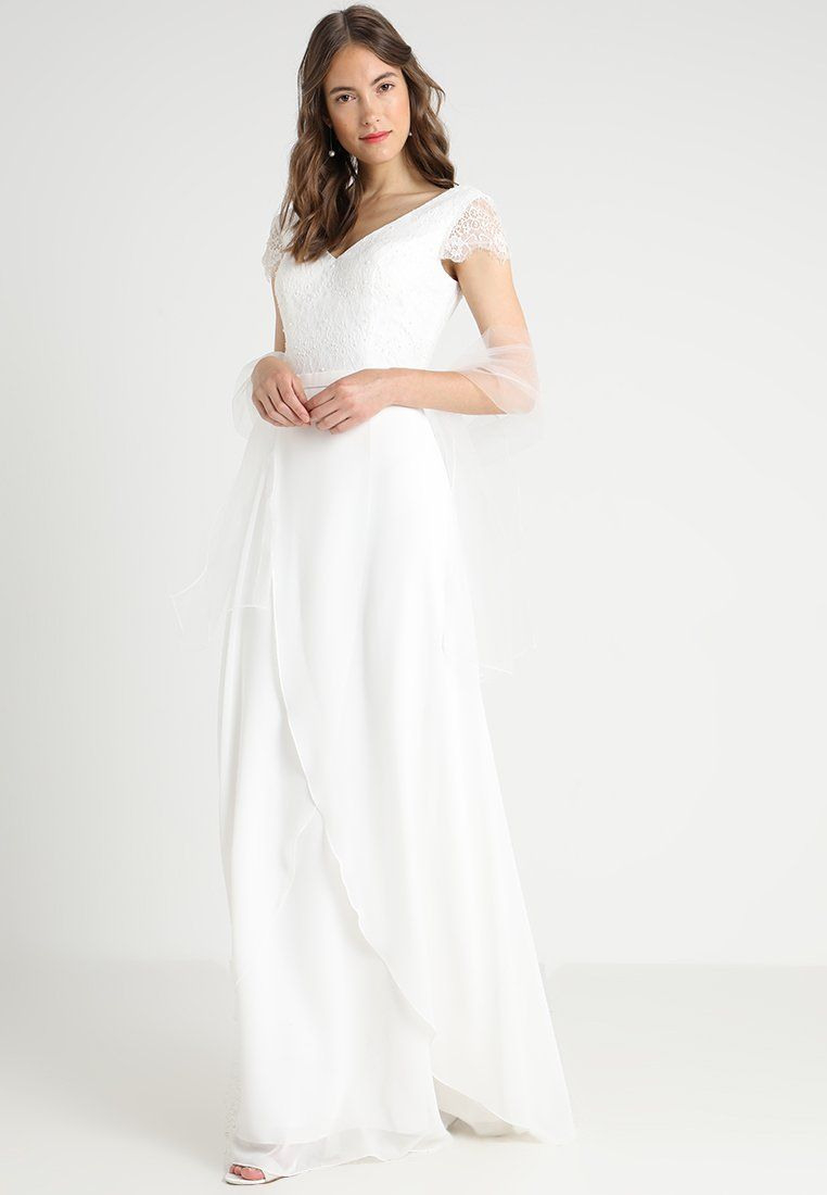 Ballkleid  Ivory  Zalandode 🛒  Luxuar Fashion Kleid