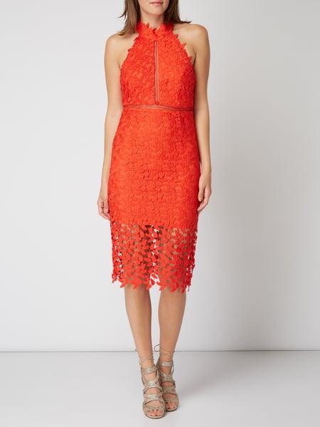 Bardot Kleid Aus Häkelspitze In Rot Online Kaufen 4068998