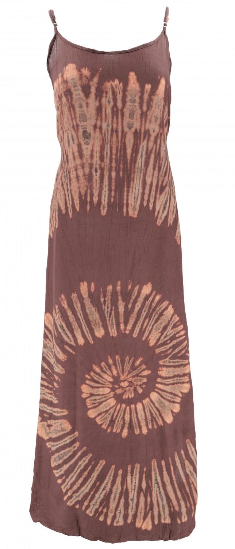 Batik Maxikleid Strandkleid Sommerkleid Langes Kleid