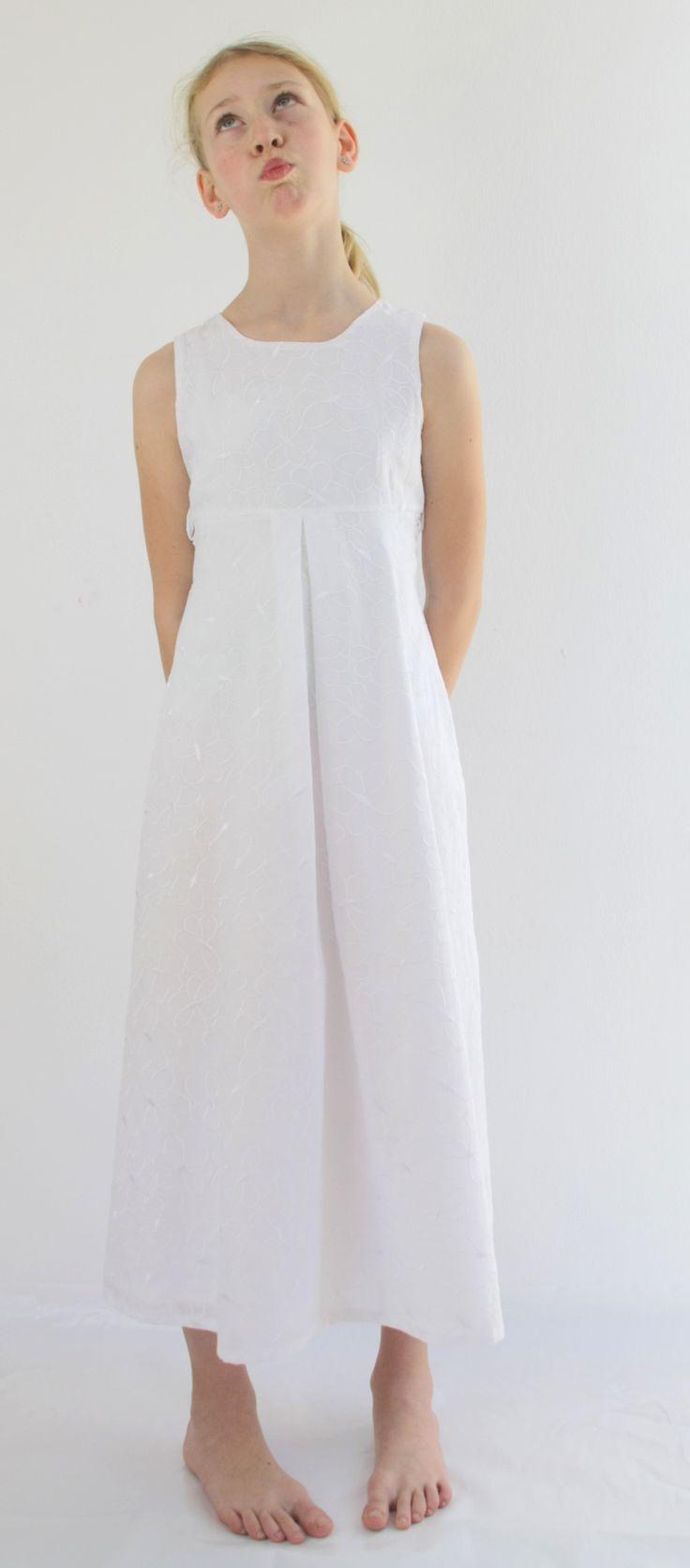 Baumwollkommunionkleid Aus München  Kommunion Kleider