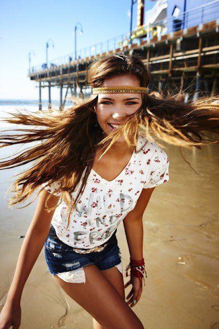 Beachy Mit Bildern  Modestil Sommer Kleidung Sommermode