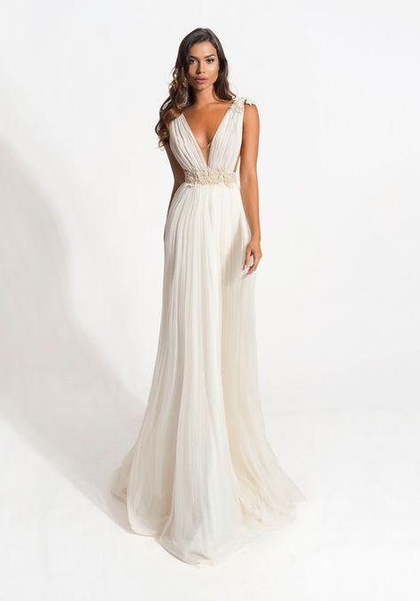 Beautyful Arya Dress  Atelier Zolotas  Avaiable At Our