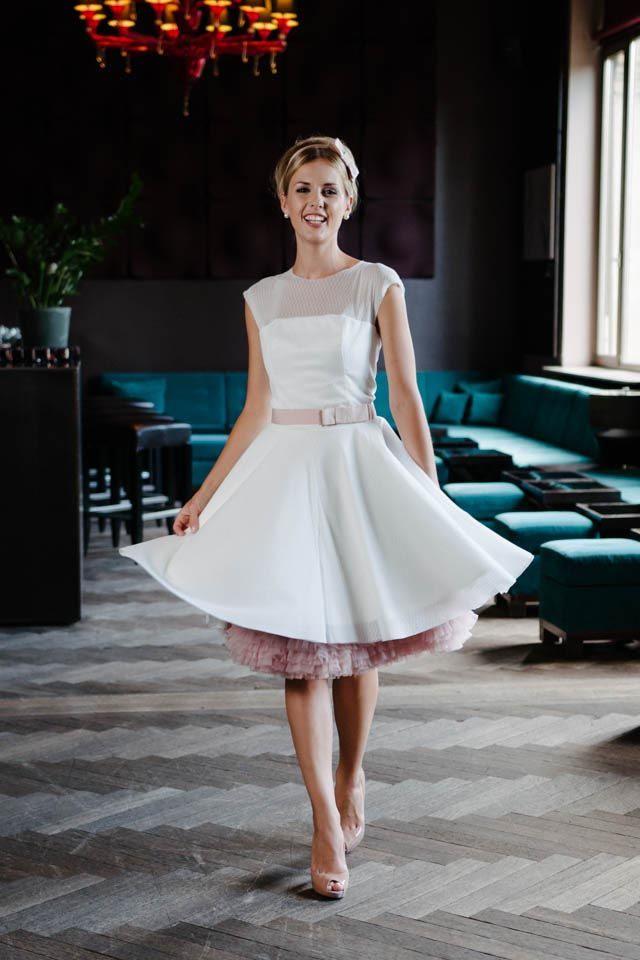 Bebopalula Heiraten Im Rockabilly Kleid Ist Einfach