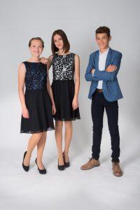 Bekleidung Für Jungen Und Mädchen Zur Konfirmation