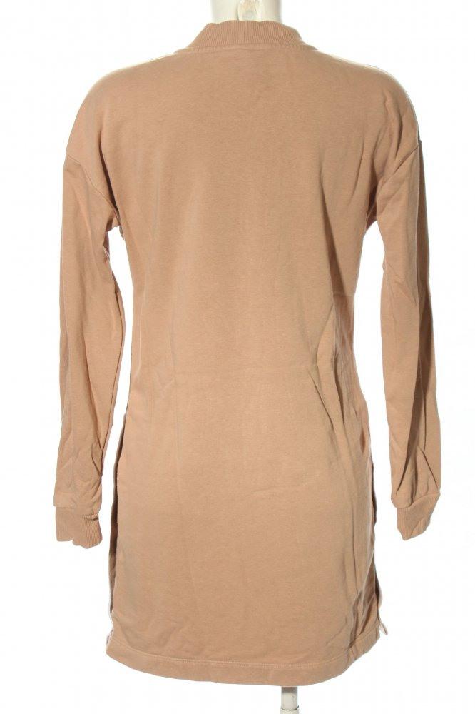 Bench Sweatkleid Creme Casuallook Damen Gr De 36 Kleid