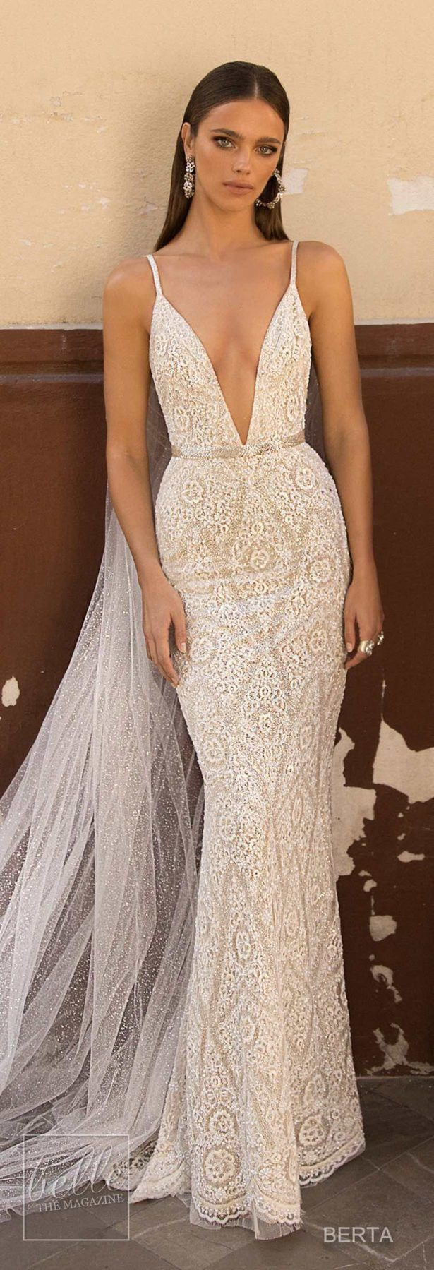 Berta Herbst 2019 Sevilla Brautkleid Kollektion Mit