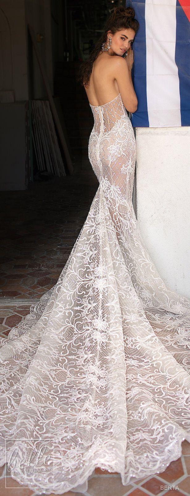 Berta Spring 2019 Wedding Dress Miami Bridal Collection