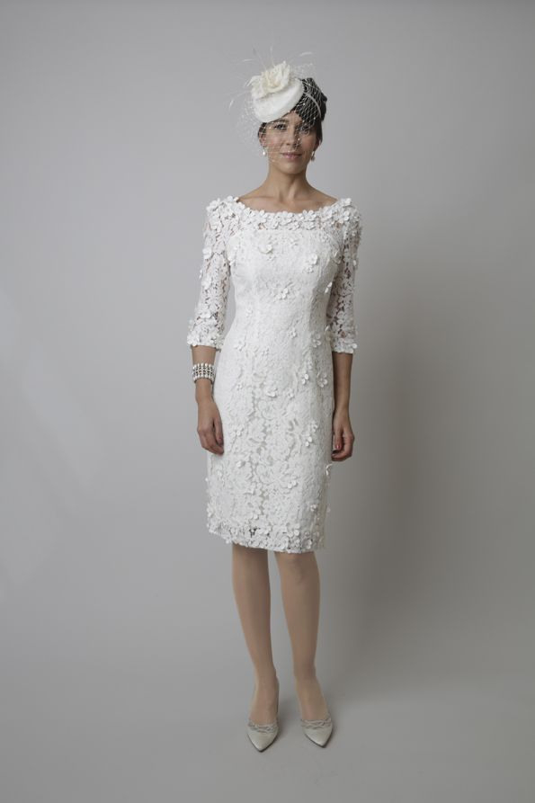 Besondere Anlässe  Mutter Der Braut Outfits Kleid