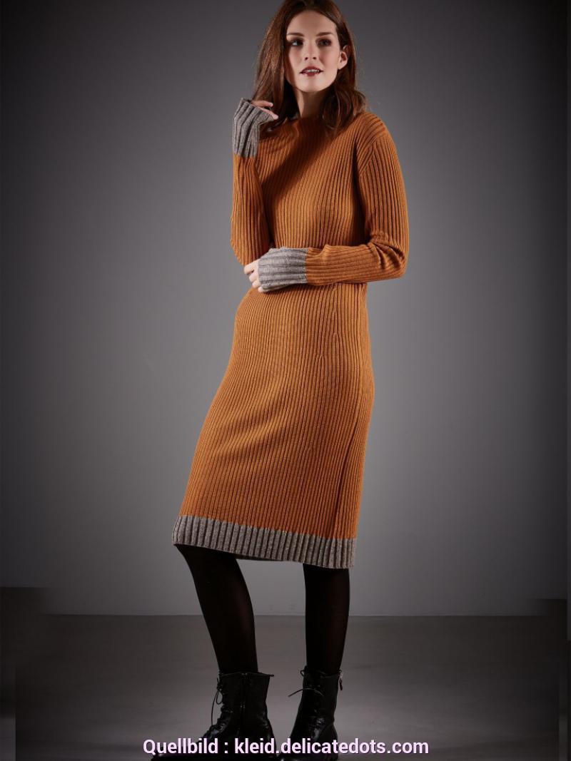 Besondere Strickkleider Herbst 2016 Kleider Für Den Herbst
