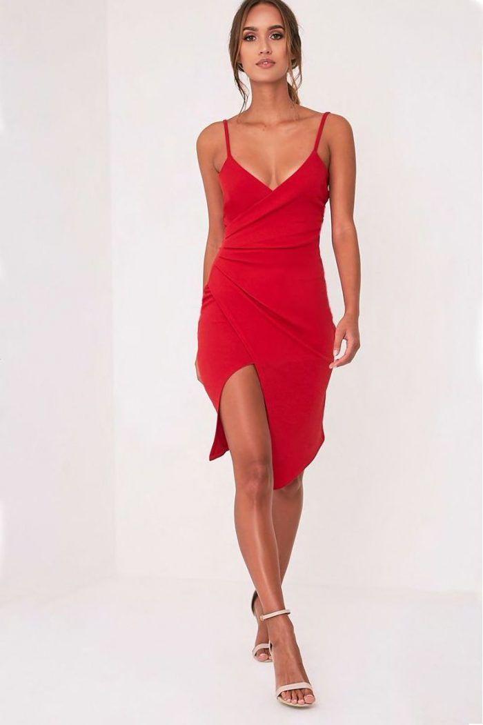 Beste Rote Kleider Für Den Nächsten Valentinstag  Rotes