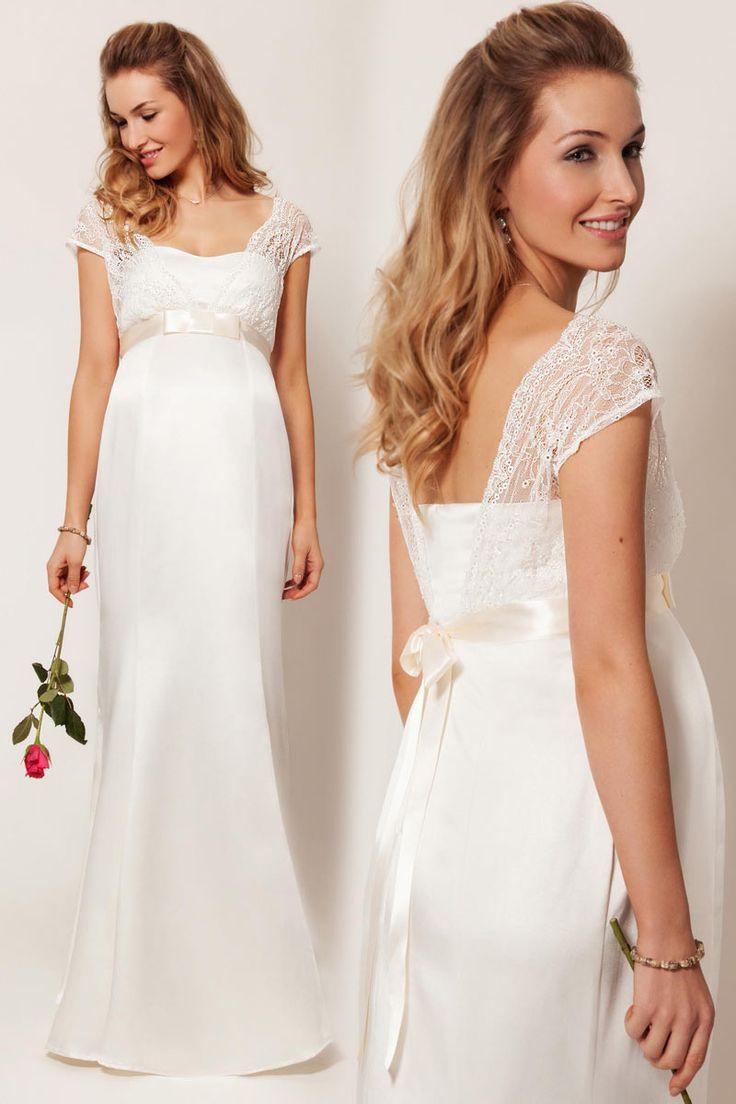 Beste Und Billige Hochzeitskleider Für Schwangere