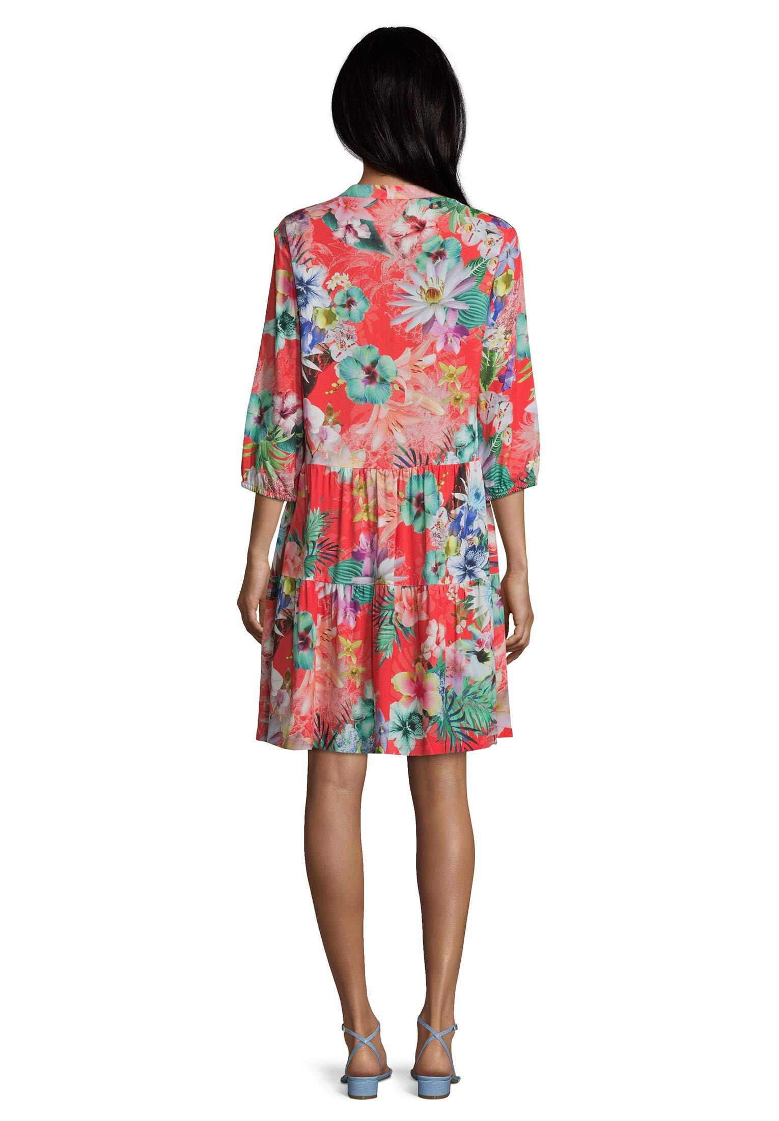 Betty Barclay Sommerkleider Frauen 10611429 Pink