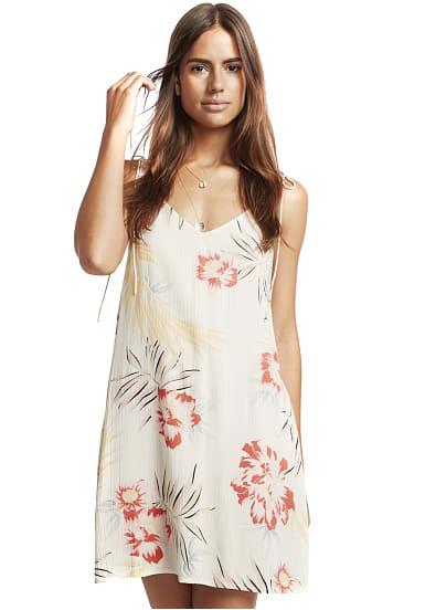 Billabong High Tied  Kleid Für Damen  Weiß  Planet Sports