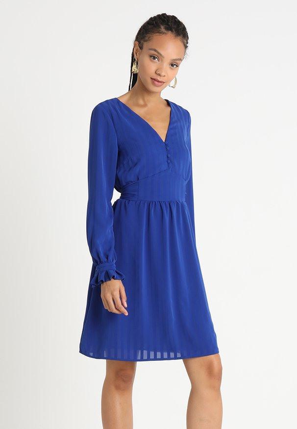 Blaue Sommerkleider Online Kaufen  Luftig Leichte Kleider